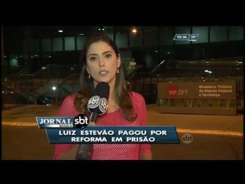 Luiz Estevão pagou por reforma em prisão