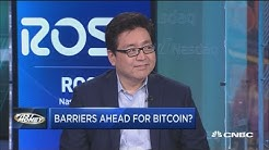 Bitcoin heading higher, says Fundstrat's Tom Lee