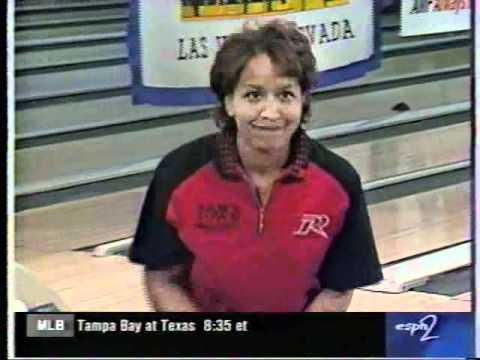1999 PWBA Omaha Open: Championship Match: Lisa Wagner vs Kim Terrell-Canady