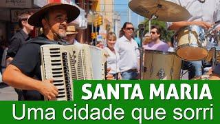 Videoclipe: Santa Maria