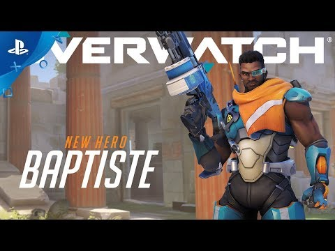 Overwatch – Introducing Baptiste | PS4
