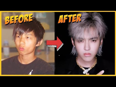 BECOMING KRIS WU (KPOP HAIR AND MAKEUP TRANSFORMATION) thumbnail
