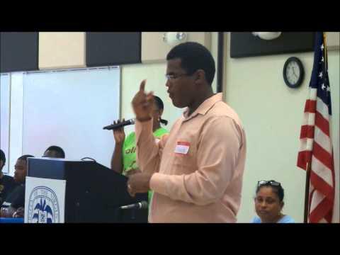 24th ADA Anniversay in the U.S.Virgin Islands