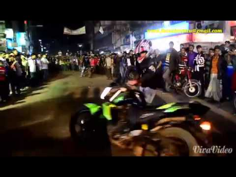 16th December Stunts Show By DREAD RIDERZ (DRz)