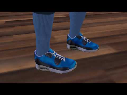 886fbed09b3d ILLI  .. Sabrina Shoes Resized for Avil Body Feet - YouTube
