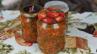 Заправка для супа и вторых блюд. Вкусный и простой рецепт!