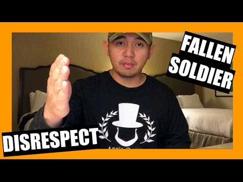 ARMY LIFE: FATHER OF FALLEN SOLDIER DISRESPECTED