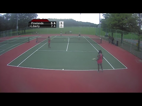 Game of the Week - Jackson Liberty High School Girls Tennis vs. Pinelands 9/27/2018