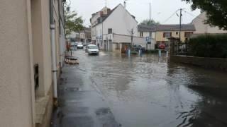 2016 05 31 Tournan en Brie inondations