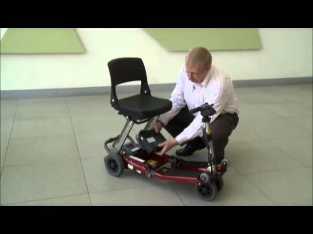 Thumbnail for Portable Mobility Scooter