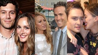 Gossip Girl ... and their real life partners
