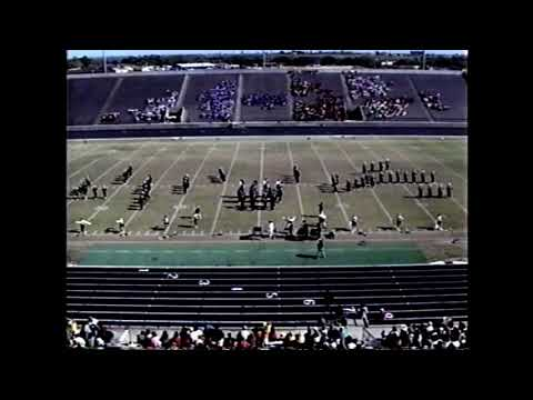 Sealy High School Band 1990 - UIL 3A Texas State Marching Contest