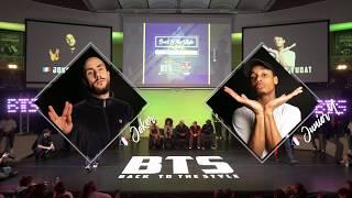 BTS 2019 \\ Hip Hop 1/2 Final • Joker Yudat (Fra) vs Junior Yudat (Fra)