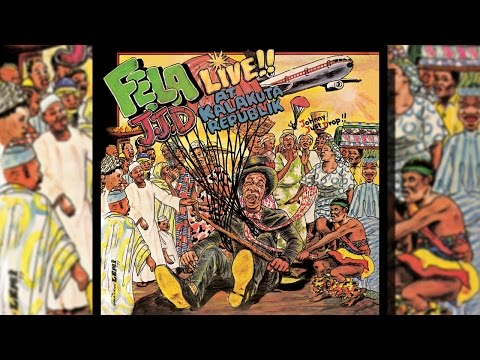 Fela Kuti - J.J.D. (Johnny Just Drop!!)