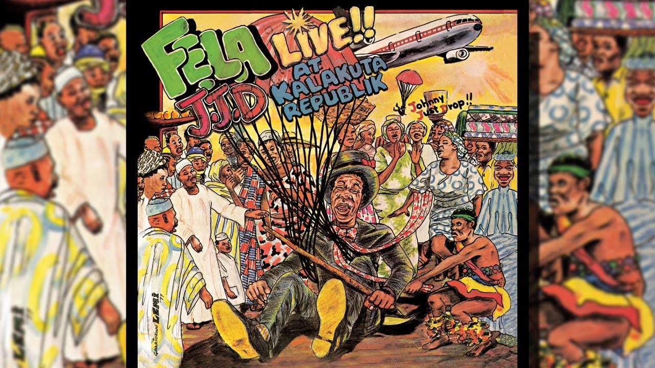 Download Fela Kuti - J.J.D. (Johnny Just Drop!!)