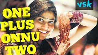One plus onnu  2 maamaa tamil new songs whatsapp status video /saipallavi romantic songs tamil
