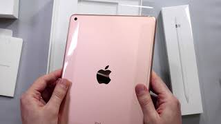 2018 6th Gen iPad Unboxing