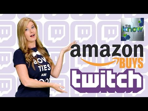 Amazon Beats Google to Acquire Twitch - The Know
