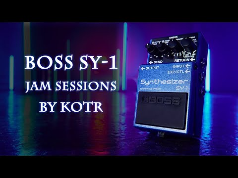 BOSS SY-1: Jam Sessions [vol. 1]