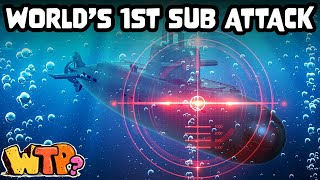 World's 1st Submarine Mission Explained! | WHAT THE PAST?