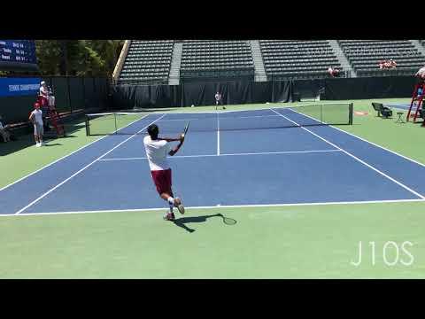Sameer Kumar (Stanford) vs Sergi Espias (New Mexico State) NCAA 1st Round