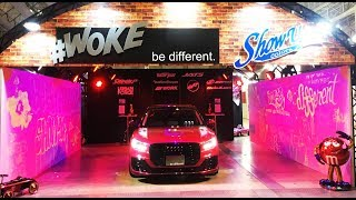SHOW UP【東京オートサロン2018 SHOW UP Project #WOKE with #Audi 完全動画】 thumbnail