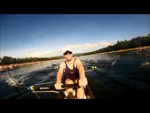 Wesley College - Rowing Video 2015