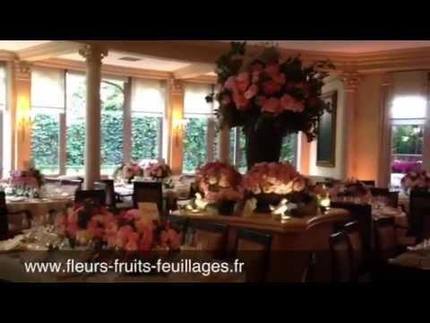 d 233 coration florale mariage pour fleurs fruits feuillages