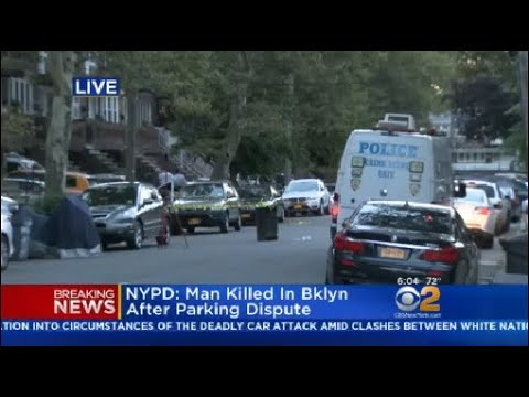 NYPD: Man Killed After Parking Dispute In Brooklyn