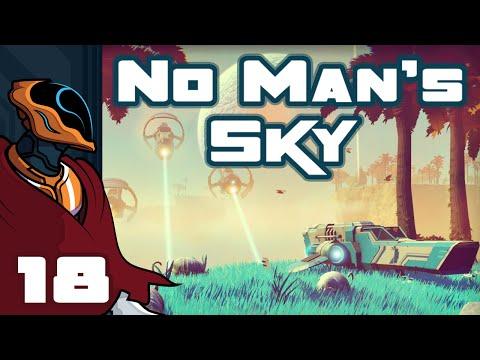Let's Play No Man's Sky - PS4 Gameplay Part 18 - No Man's Wallstreet