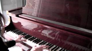 Where the Wild Roses Grow- Nick Cave/Kylie Minogue Piano Improvisation