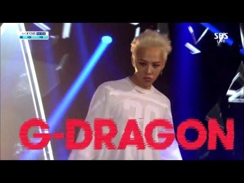G-DRAGON_0908_SBS Inkigayo_COMEBACK_Intro + 늴리리야