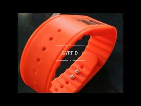 GYRFID NFC wristband