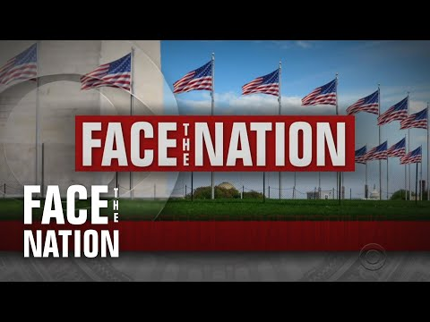 """Open: This is """"Face the Nation,"""" January 17"""