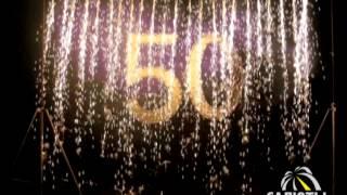 Наземная пиротехника водопад огненная надпись.(Наземная пиротехника водопад огненная надпись. Салюты, фейерверки, проведение пиротехнических шоу, пирому..., 2012-09-25T14:49:42.000Z)