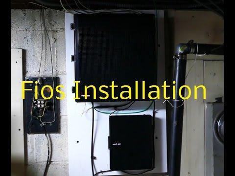 Fios Installation
