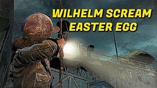 Wilhelm Scream Easter Egg - The Walking Dead: The Final Season - Episode 3