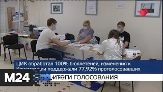 """""""Москва и мир"""": плановый прием пациентов и итоги голосования - Москва 24"""