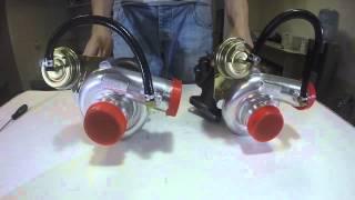 видео Принцип работы и установка турбины на инжекторный ВАЗ 2107