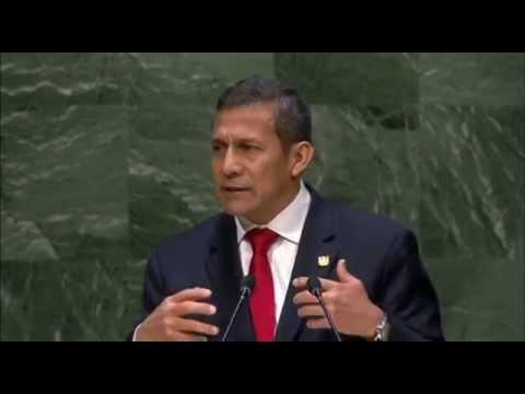 Pérou - Débat 2014 de l'Assemblée générale de l'ONU