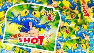 Сюрпризы ГЕККОНЫ И КО Супер ВЫСТРЕЛ Игрушки ЯЩЕРКИ ТЯНУЧКИ от DeAGOSTINI Geckos&Co Super Shot