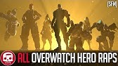 ALL OVERWATCH HERO SONGS by JT Music [SFM]