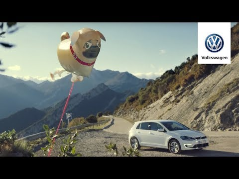 Volkswagen   La e-Golf (short)