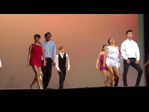I wanna party - Van Nuys High School - Winter Dance 1/12/2018 -