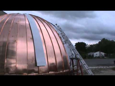 Copper Dome In Baltimore Md Youtube