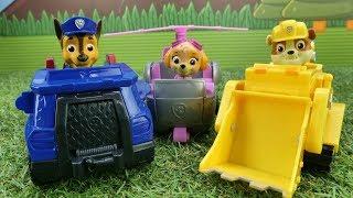 Видео для детей. Щенячий патруль ремонтирует ферму