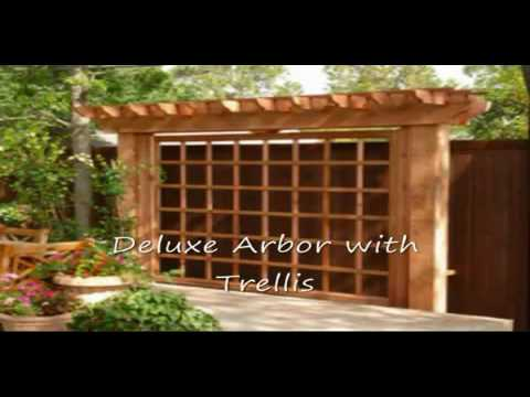 It All Starts With Good Trellis Plans - Youtube