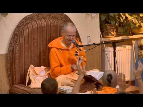 Шримад Бхагаватам 4.12.46 - Кришнананда прабху