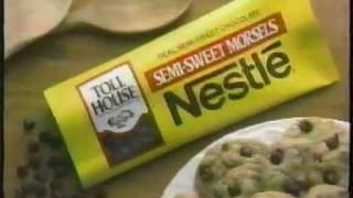 Nestle Tollhouse Chocolate Chips Commercial
