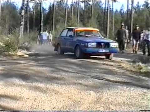 rally crash finnland part 1 youtube. Black Bedroom Furniture Sets. Home Design Ideas